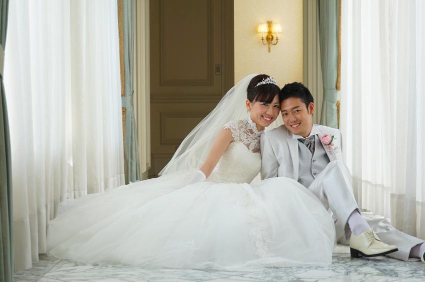 リッツカールトン大阪で結婚式をした私のプロフィール