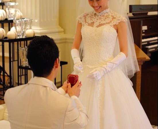 婚約指輪と結婚指輪はカルティエ(デスティネとバレリーナ)
